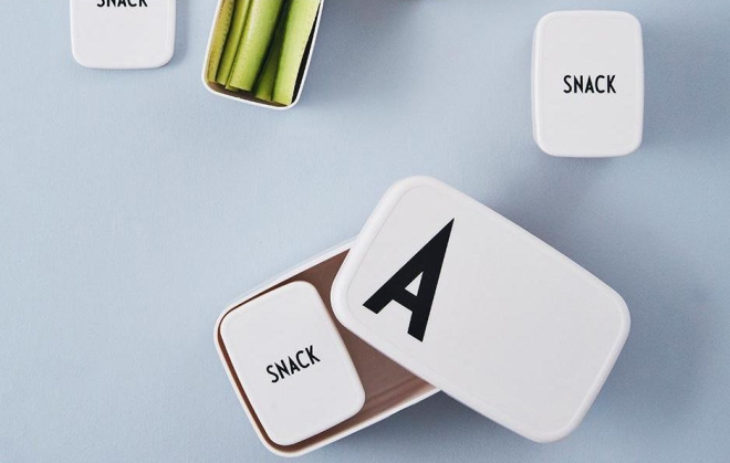 Scout & Co. Design Letters - initial lunchbox £18