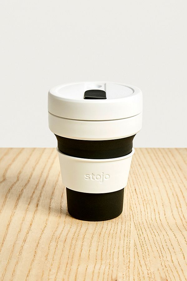 Stojo Black Pocket Cup at Urban Outfitters £14
