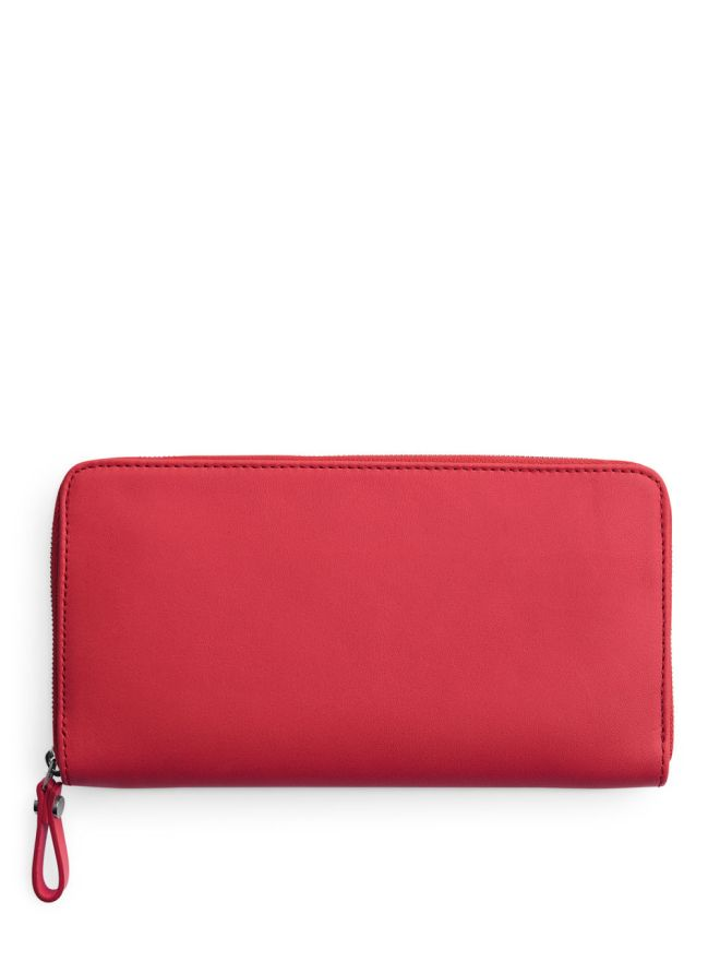 arket leather wallet £35, was £69