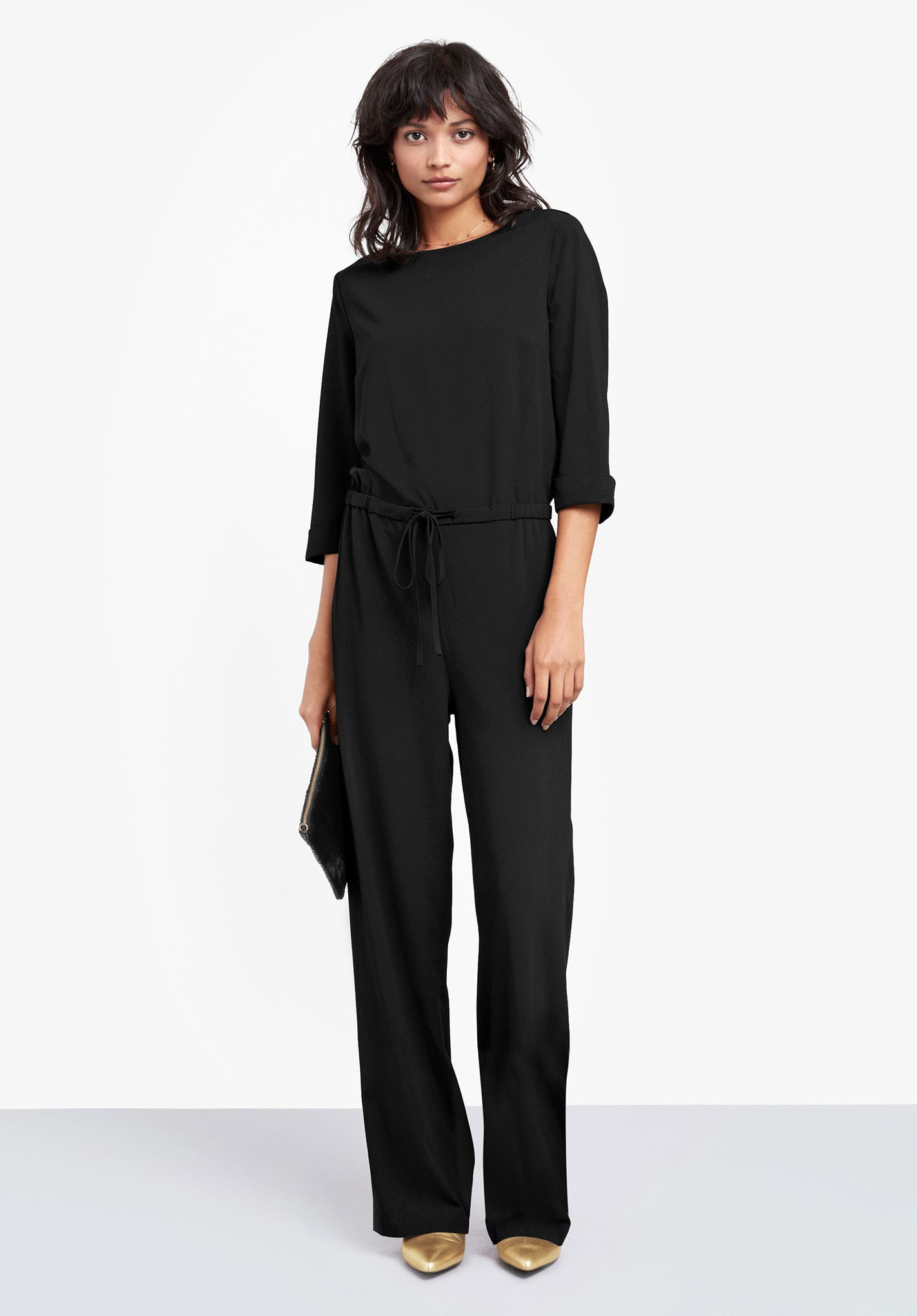 hush vivian jumpsuit £95