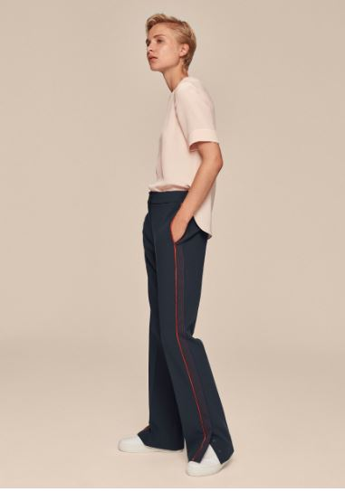 me+ em multi stitch detail man pant £79, was £159