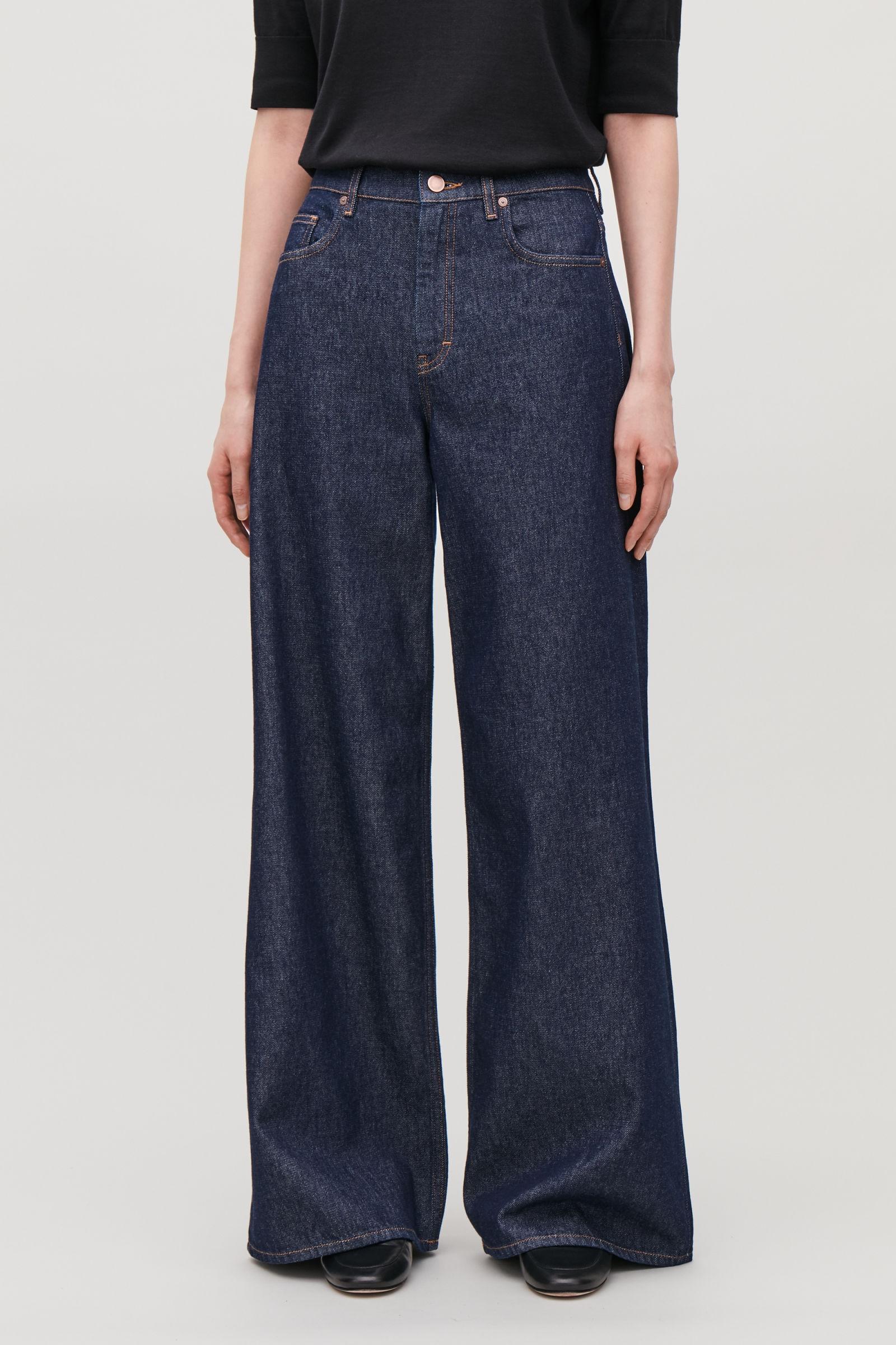 Cos Wide Leg jeans £79