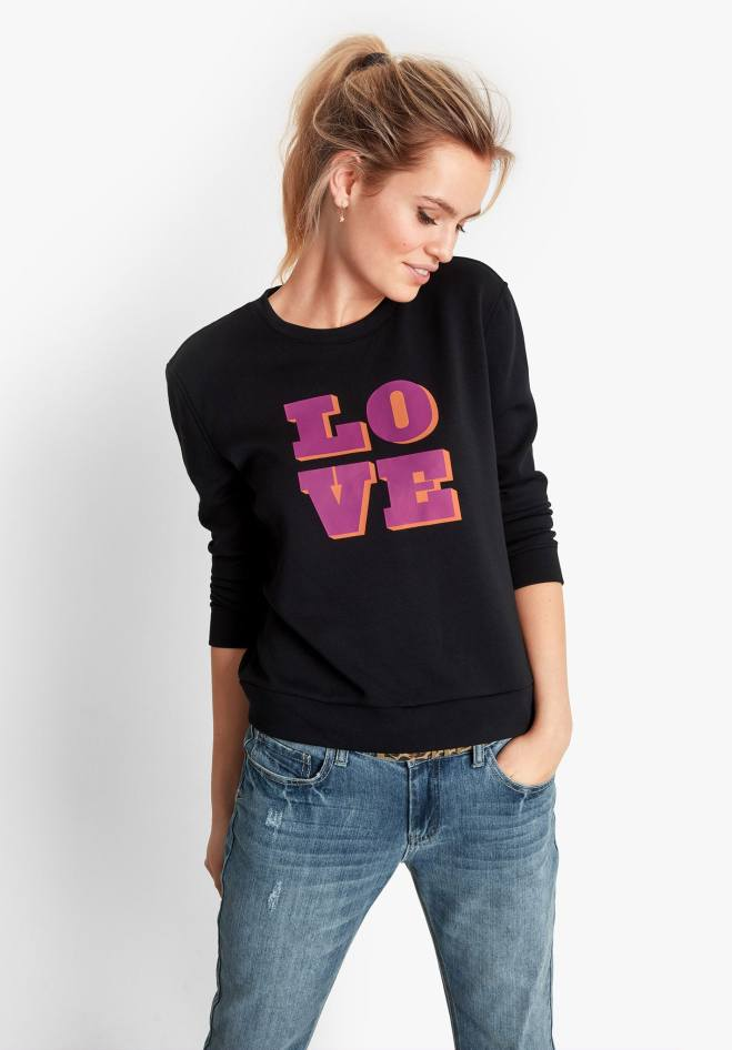 Hush Love Sweat Top £55