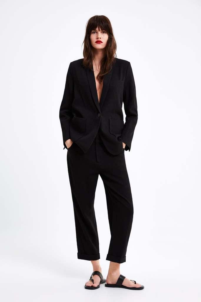 Zara Blazer with Pockets £39.99
