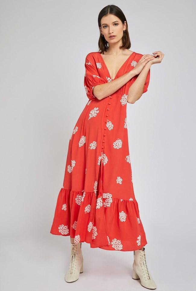 Ghost Izzy dress £145