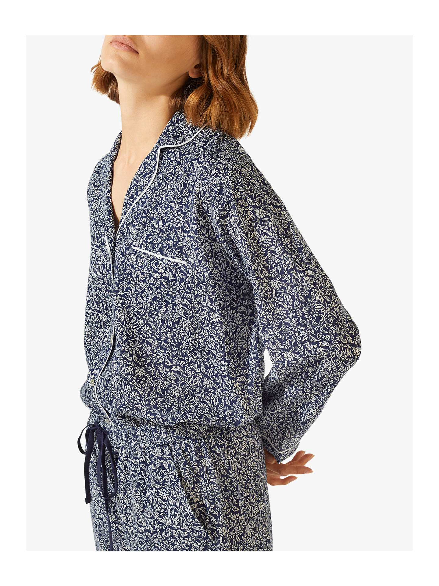 Jigsaw Alice Parisian Pyjama Set £55, at John Lewis