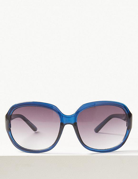M&S Laguna Wrap Around Oval Sunglasses £9.50