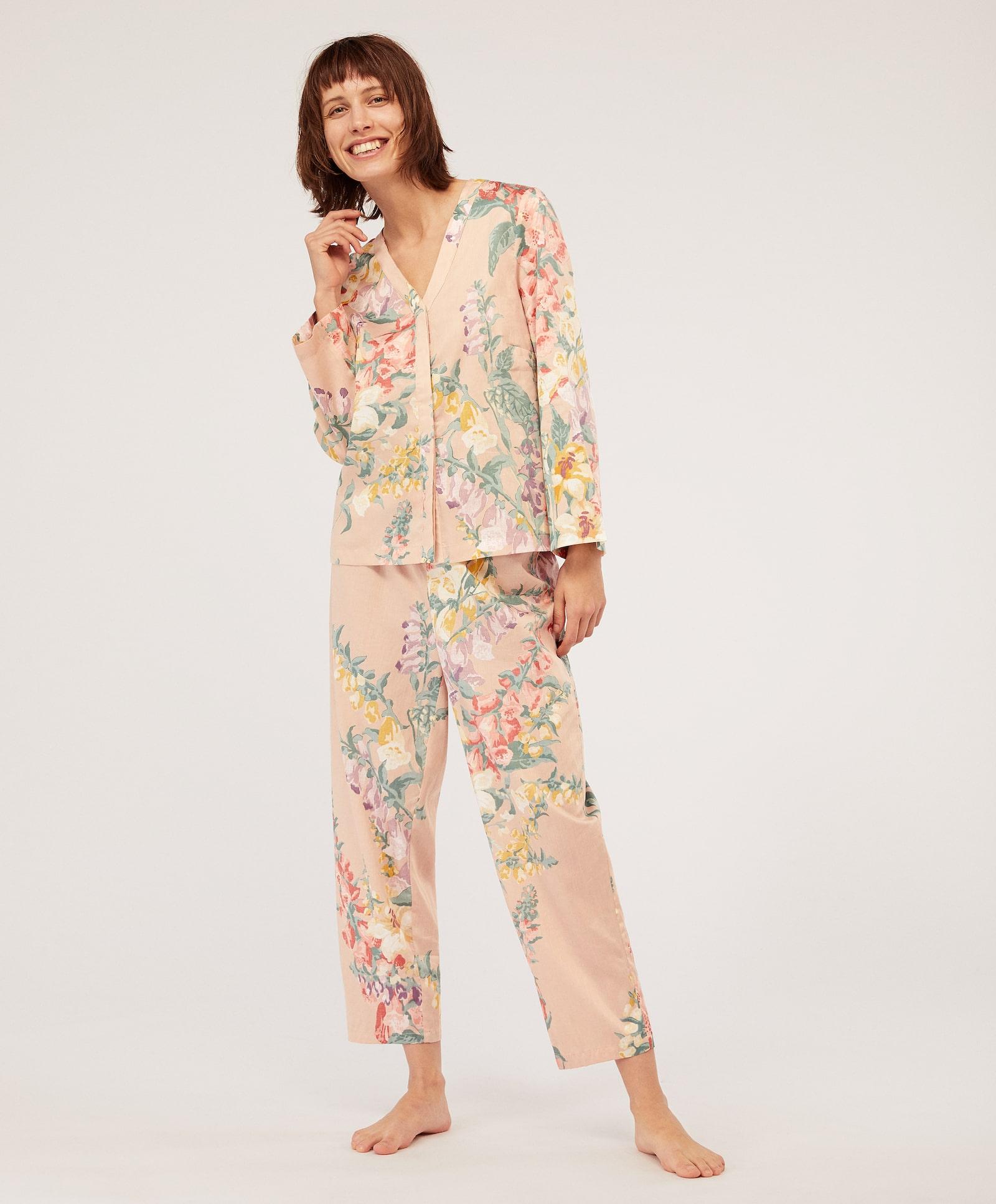 Oysho Campanilla Flower Shirt £25.99