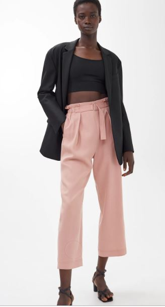 Arket Relaxed Lyocell Trousers £55