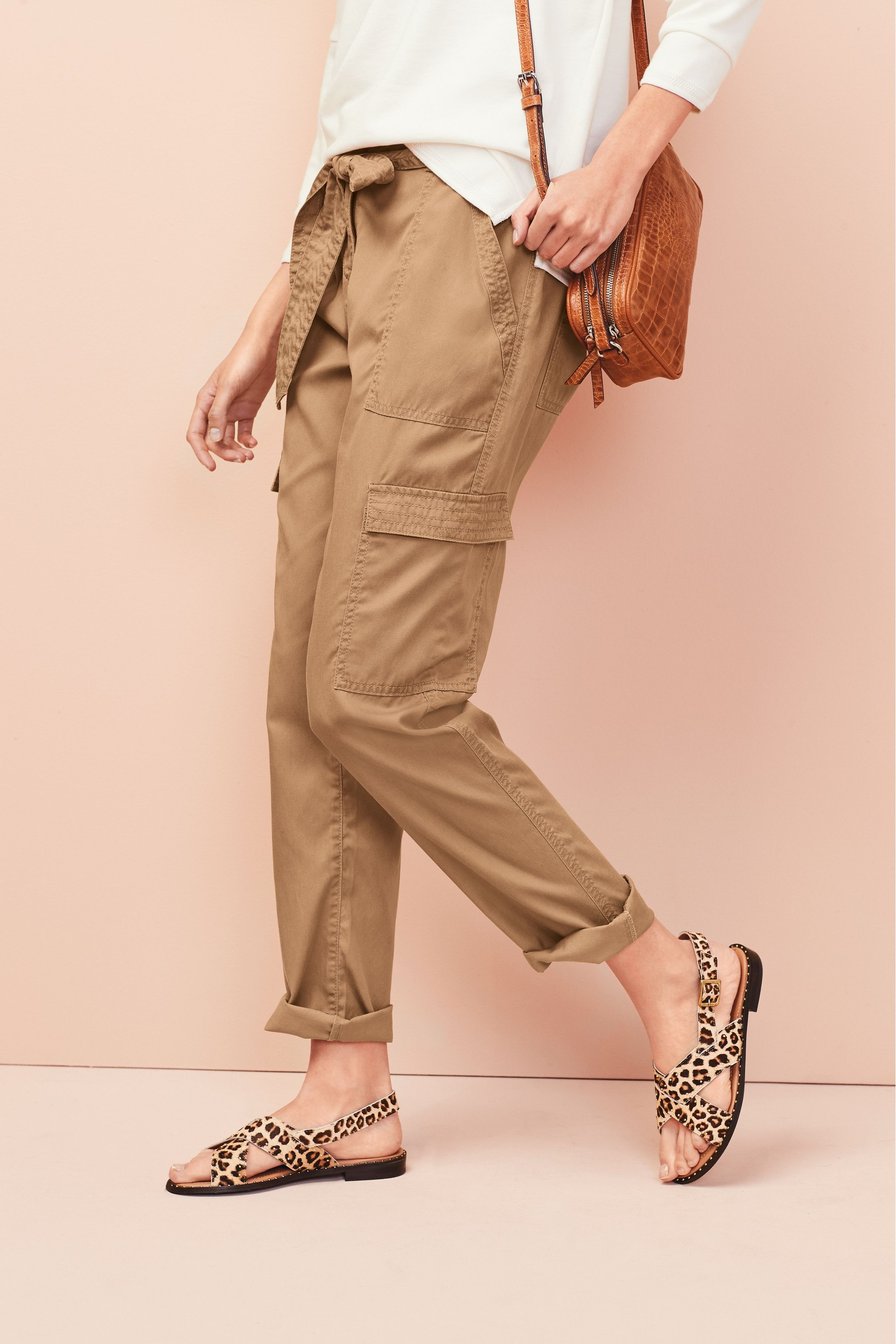 Next Utility pocket trousers £32