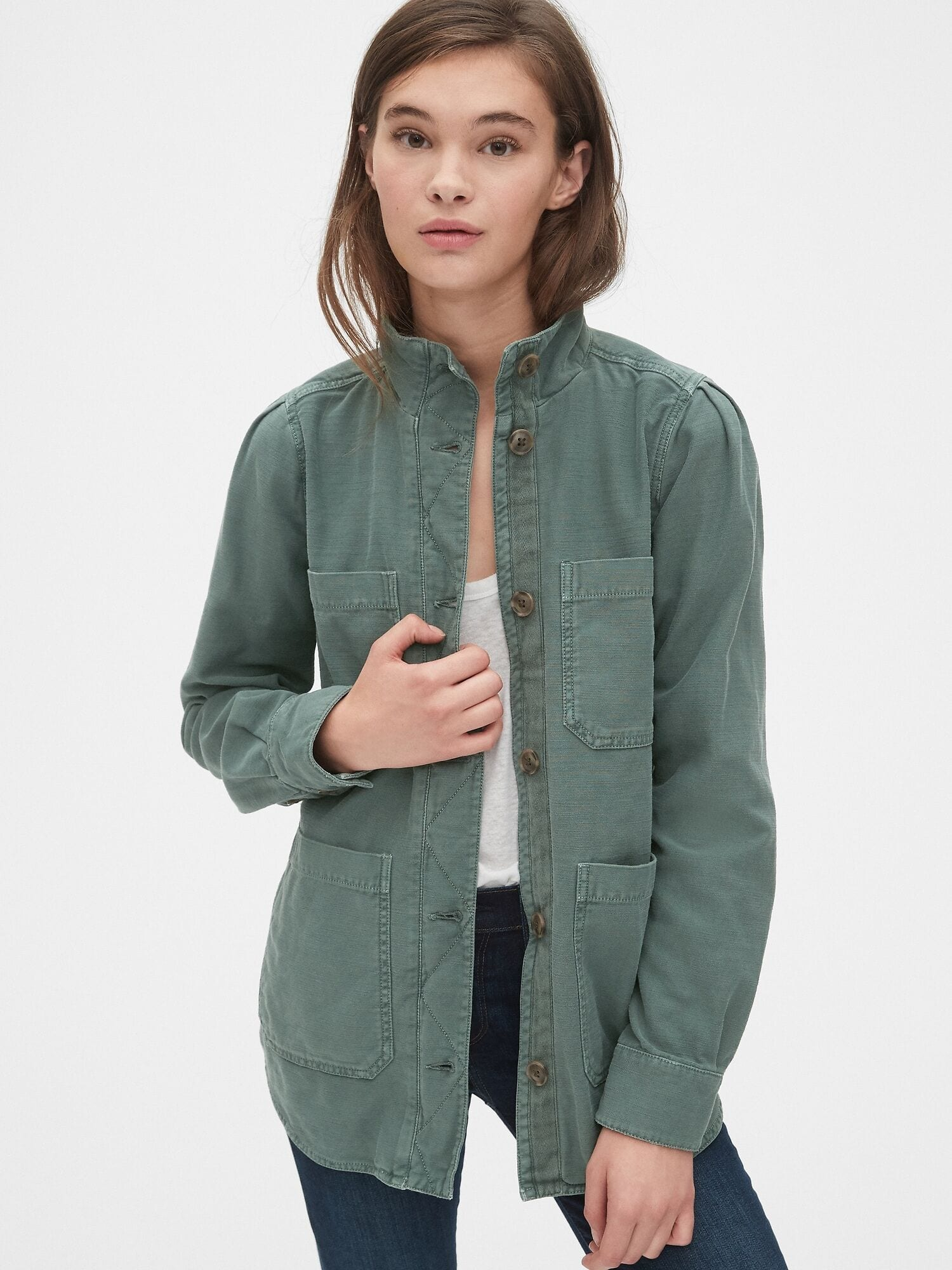 Gap Slub Utility Jacket £64.95