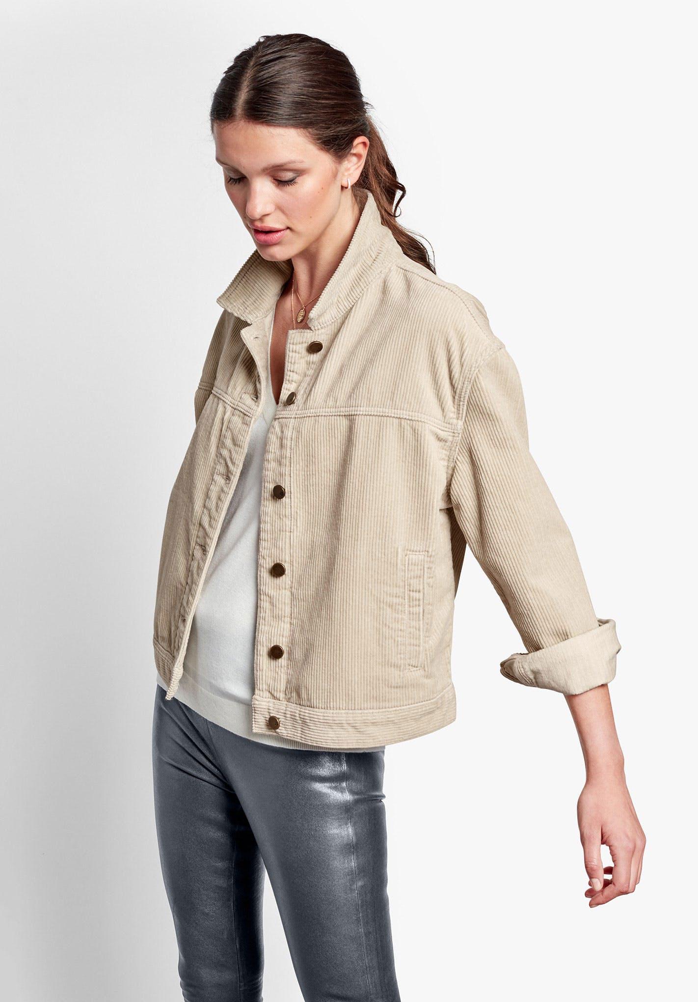 Hush Cord Jacket £89