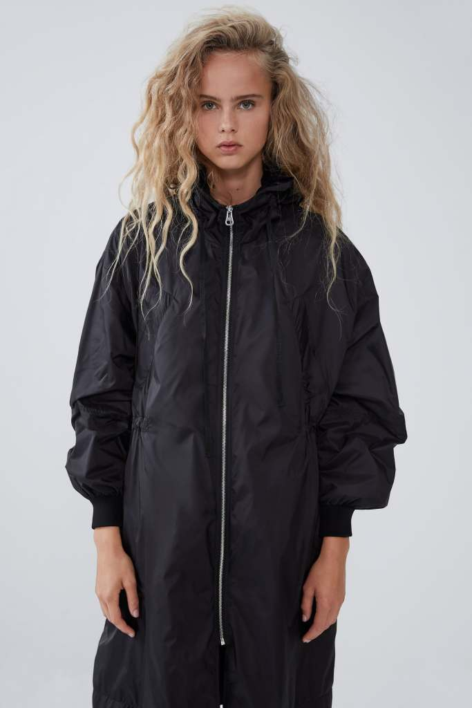 Zara Packable raincoat £49.99