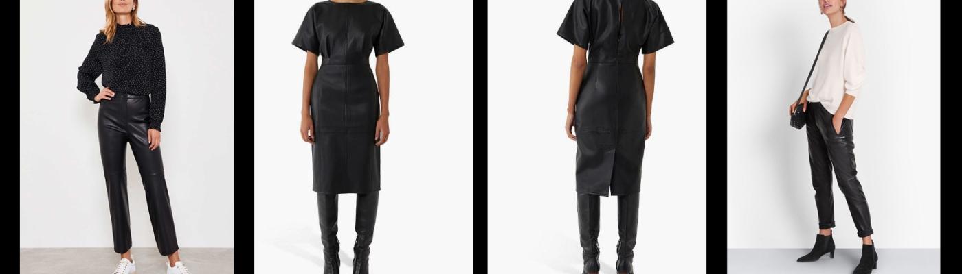 Leather & Pleather - Evolve-Edit