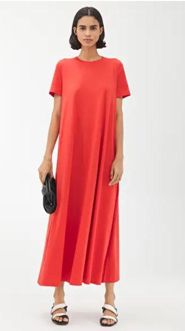 Arket Long T-shirt dress £55