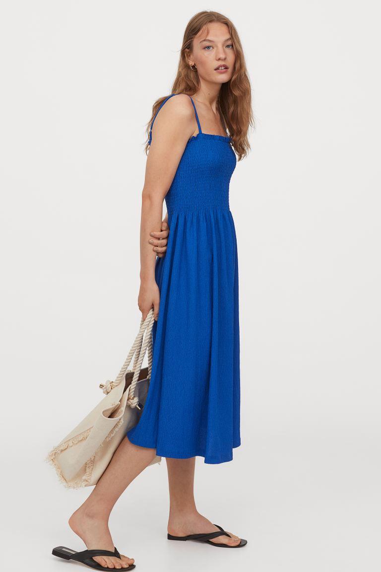 H&M Crinkled Dress £12.99