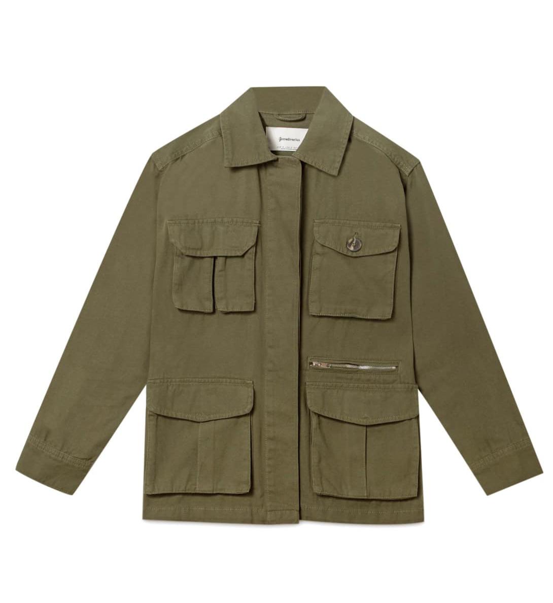 Stradivarius Safari Jacket with multiple pockets £39.99