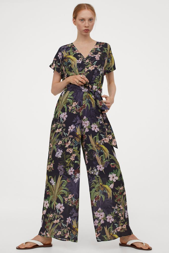 H&M Patterned Jumpsuit £39.99