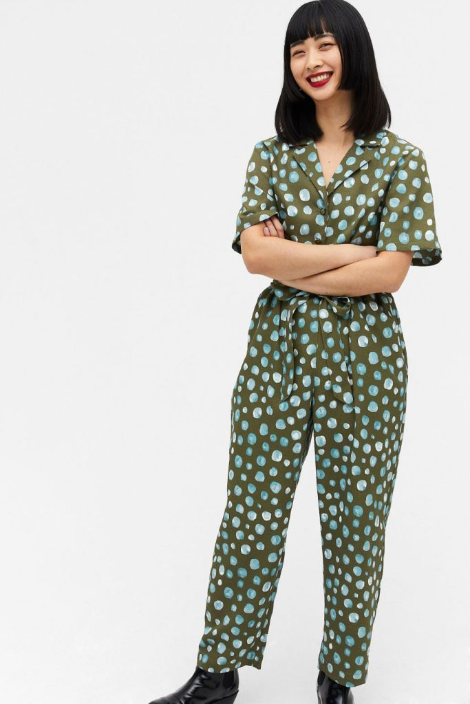Monki Belted Jumpsuit £35