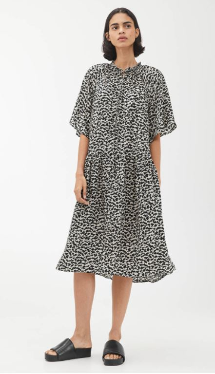 Arket Printed A-Line Dress £79