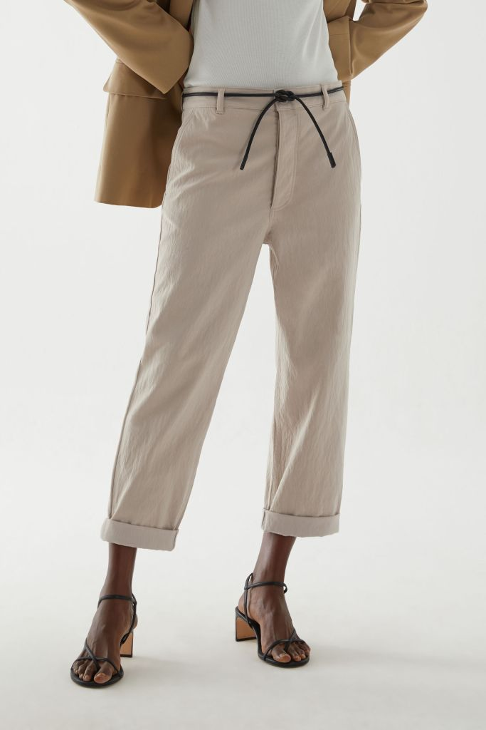 Cos Relaxed Button Up Chinos £69