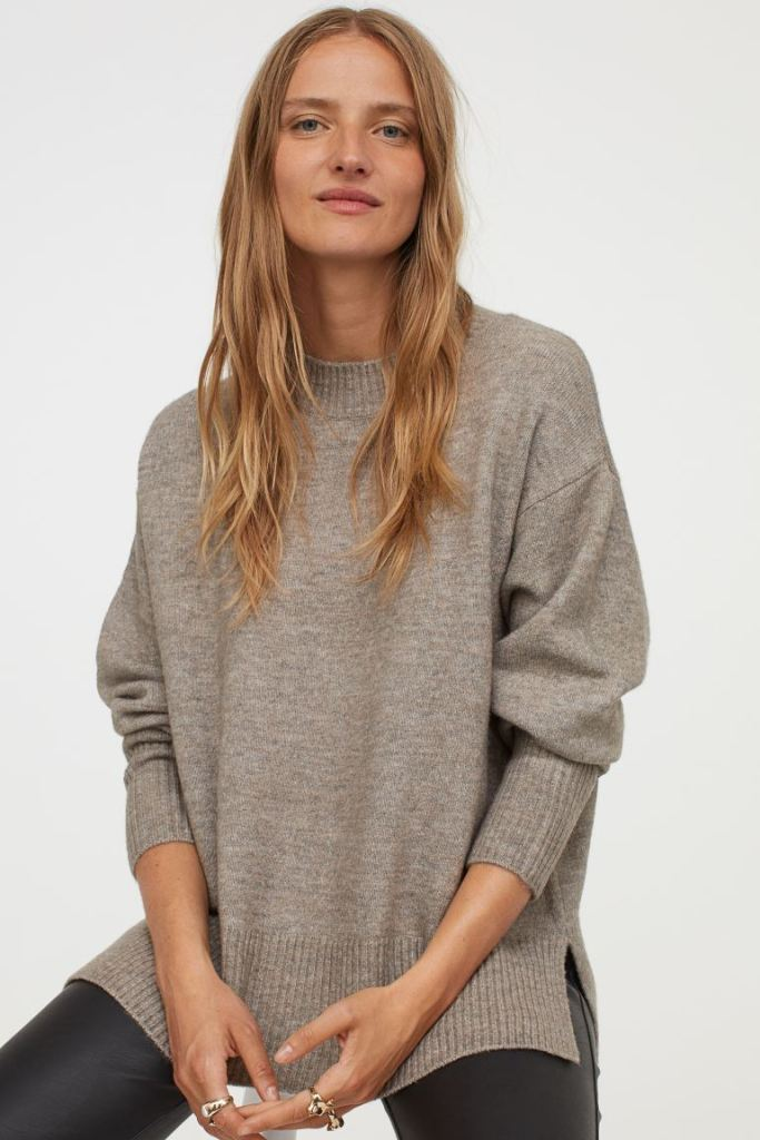 H&M Knitted Jumper £17.99