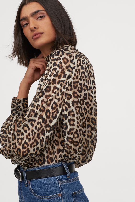 H&M Wide Blouse £12.99