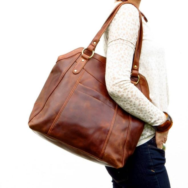 The Leather Store £143 Mama Needs a Brand New Bag - evolve-edit