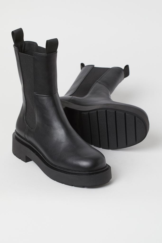 H&M High Profile Chelsea Boot £29.99