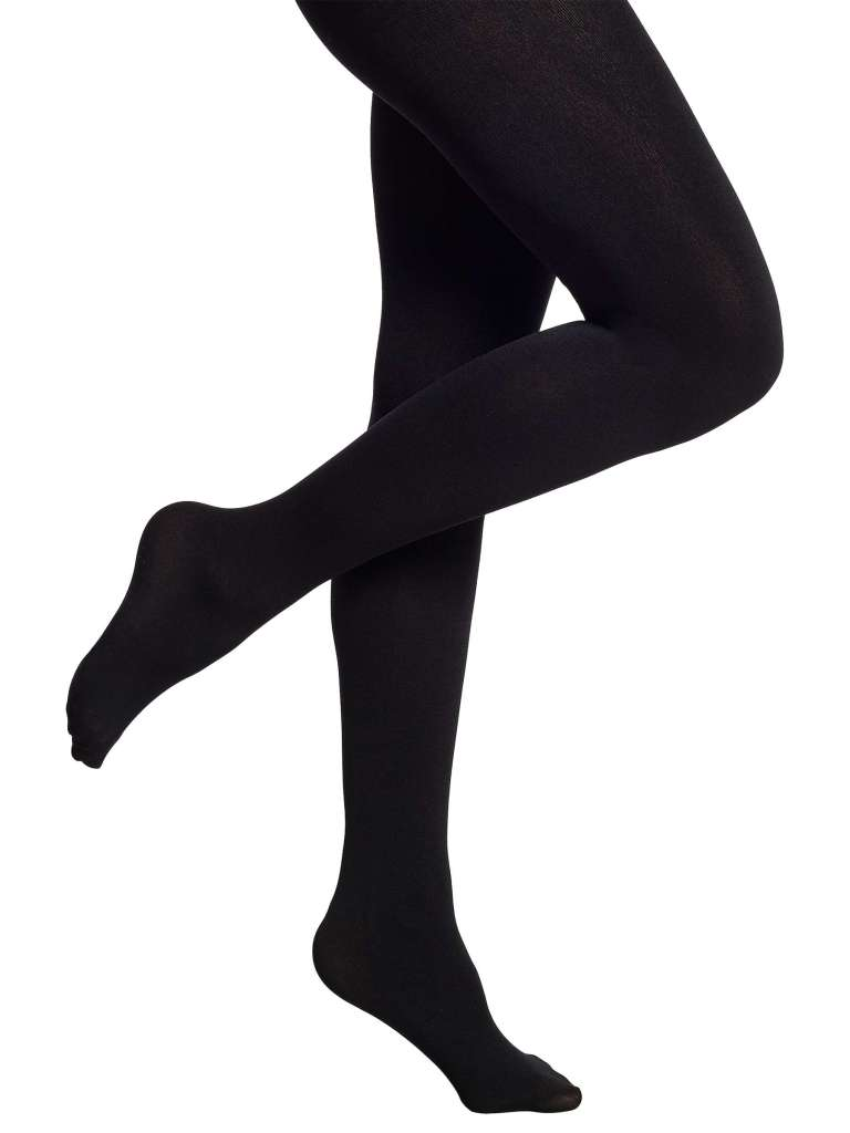 John Lewis & Partners 150 denier polar fleece opaque thermal tights £10.50