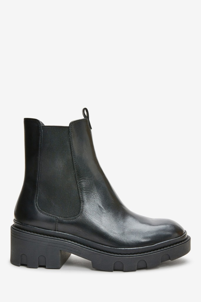Next Forever Comfort Chunky Chelsea Boot £60