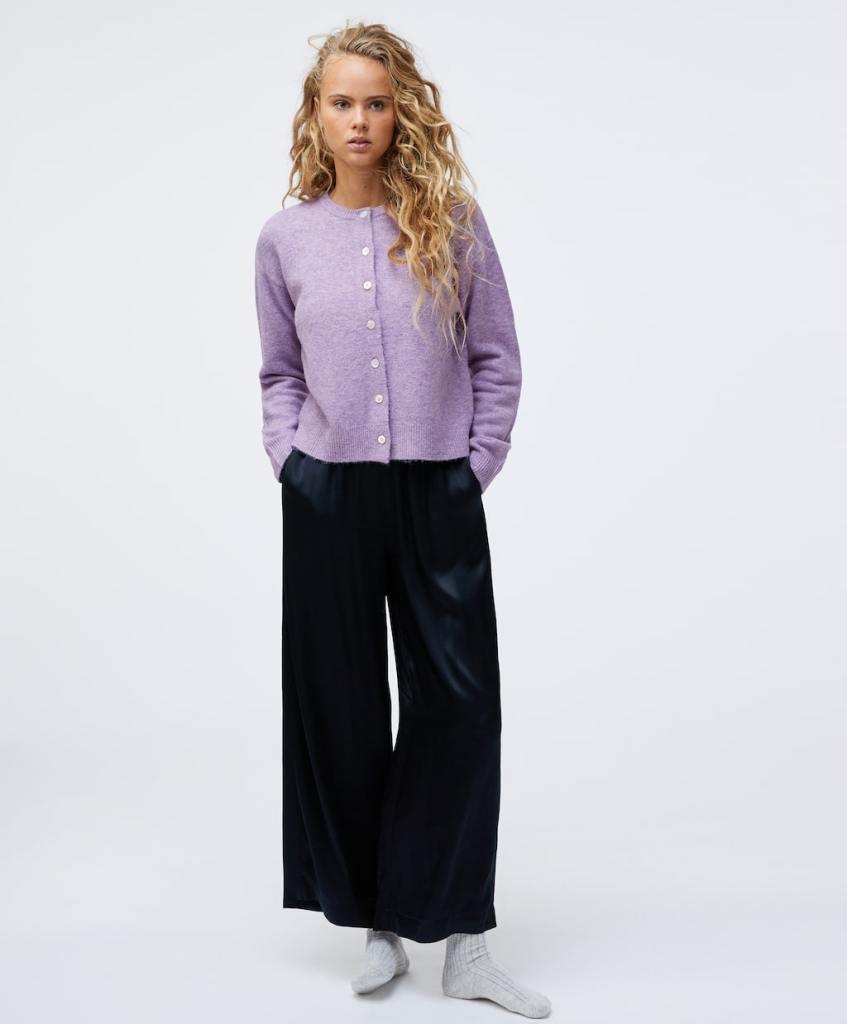 Oysho Buttoned Knit Jacket £35.99