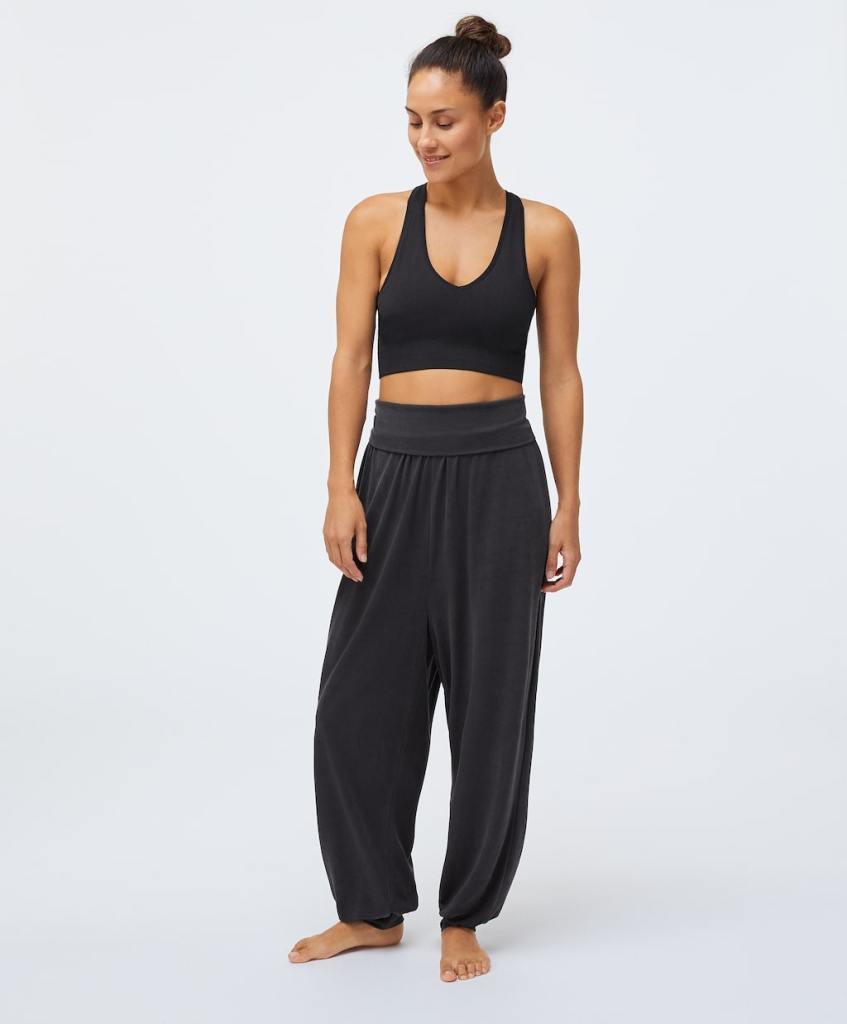 Oysho Modal Harem Trousers £35.99