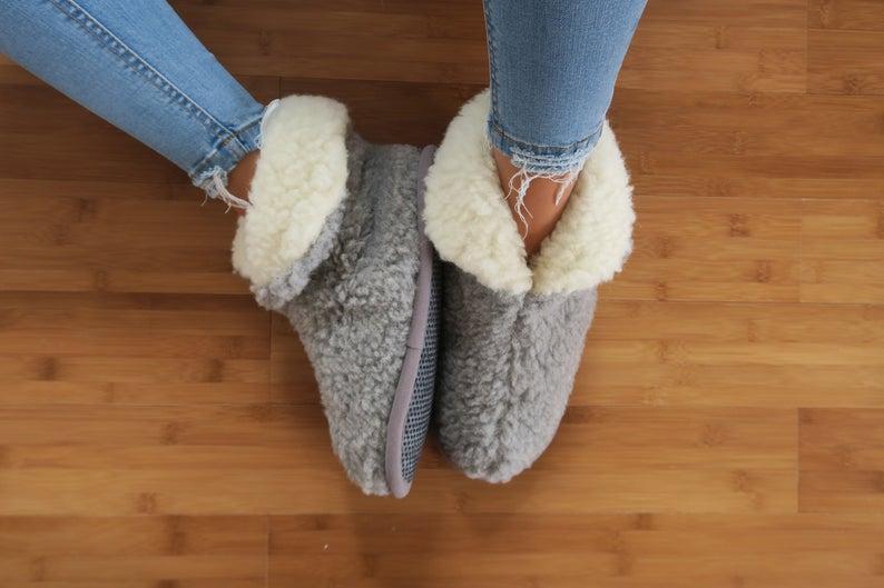 Kuoni Sheeps Wool Slippers £28+