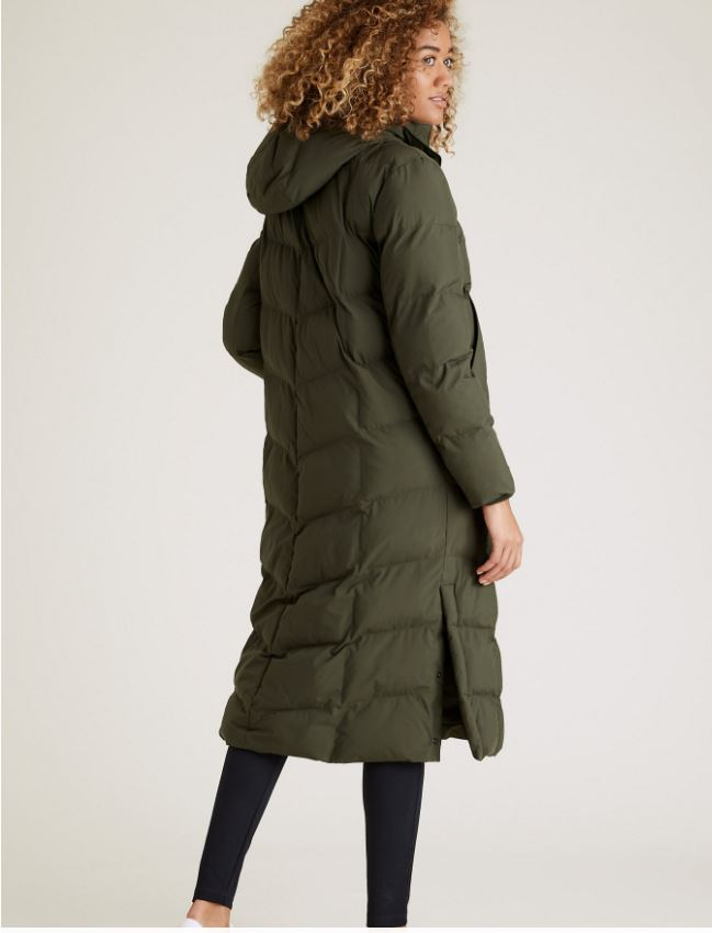 M&S Thermowarmth Duvet Puffer Coat £99