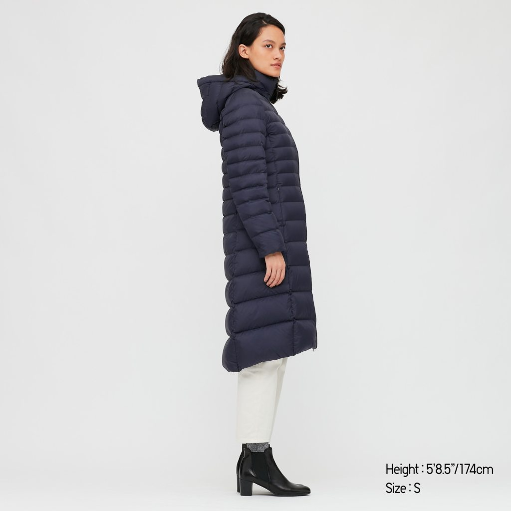 Uniqlo Ultra Light Down Long Coat £109.90