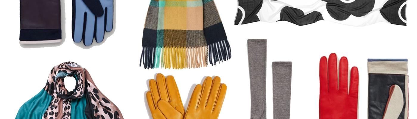 Scarves & gloves evolve-edit