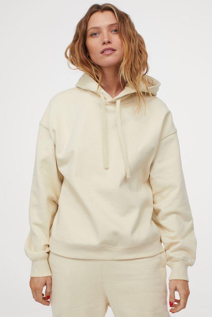 H&M Cotton Hoodie £19.99