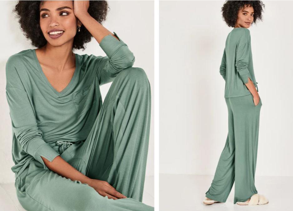 Hush Angelina Jersey Pyjamas £55