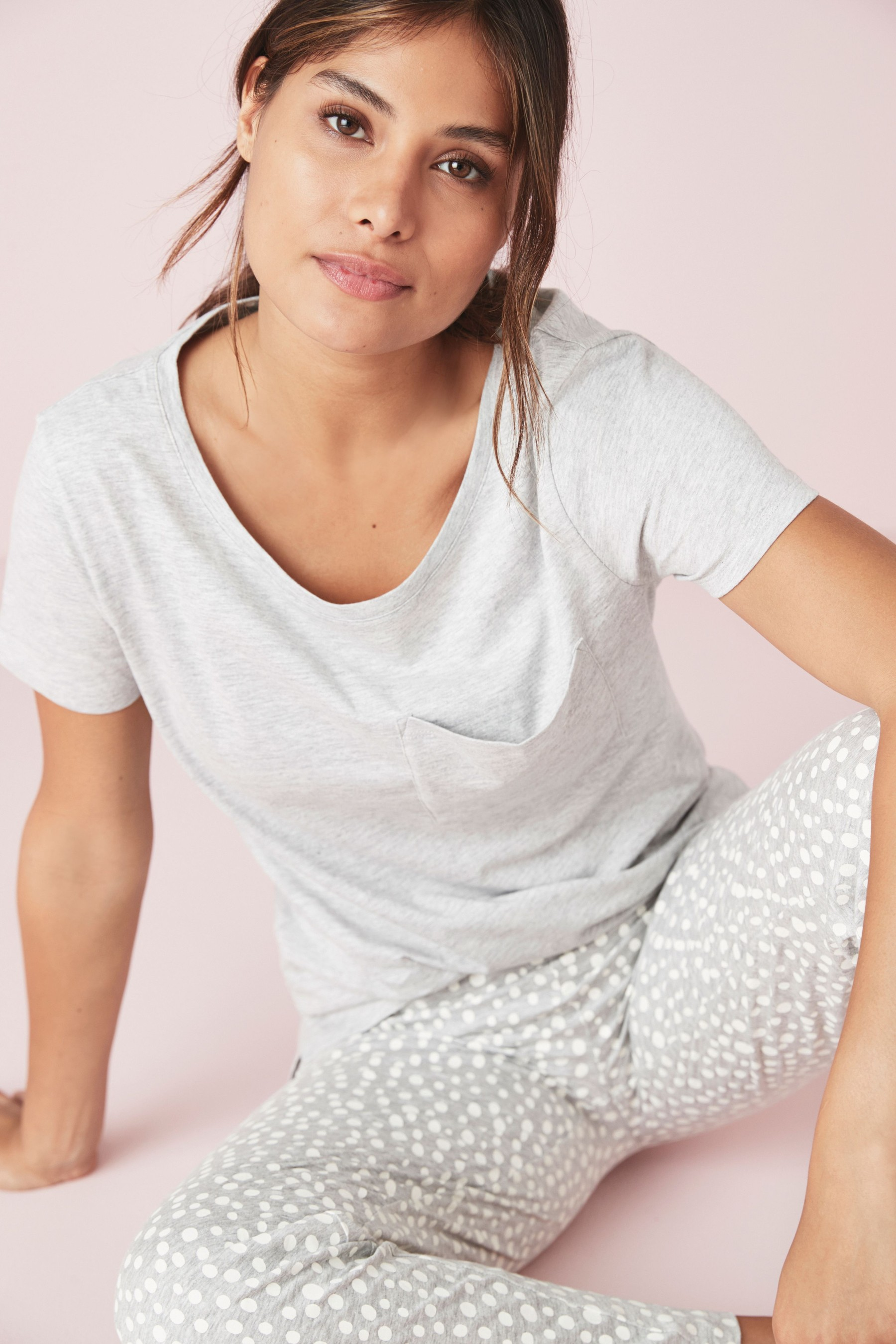 Next Cotton Blend Pyjama's £15
