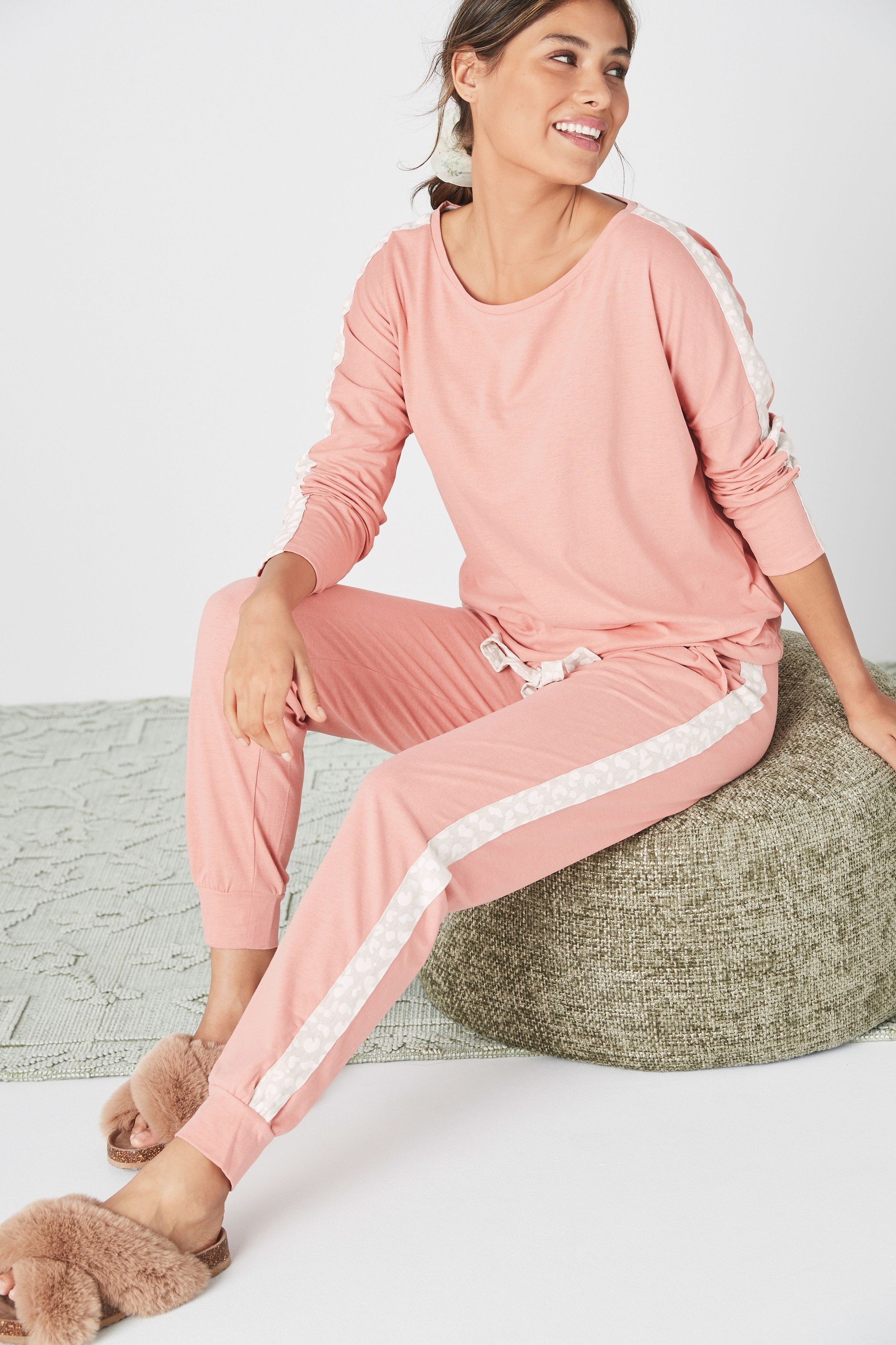 Next Side Stripe Pyjamas £25