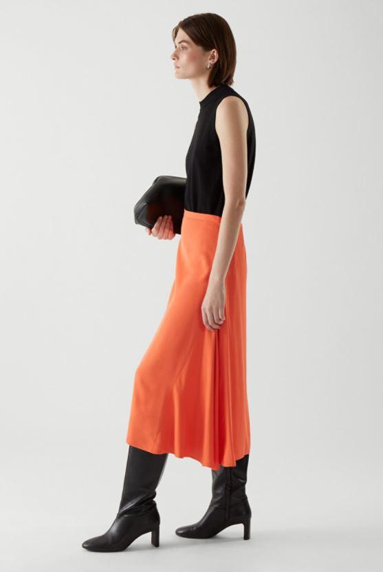 Cos Aline Midi Skirt £69