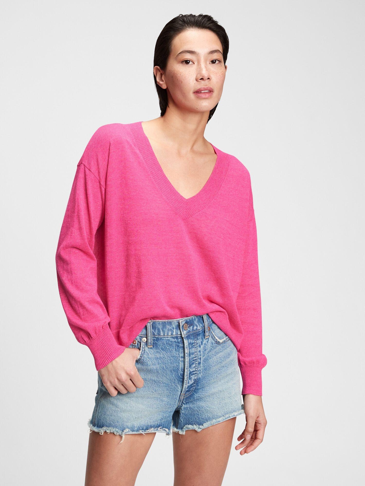 Gap Lightweight V-neck Sweater £39.95