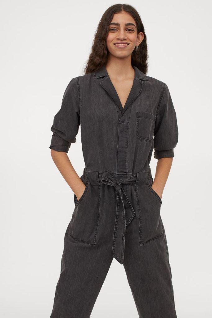 H&M Denim Boiler Suit £34.99