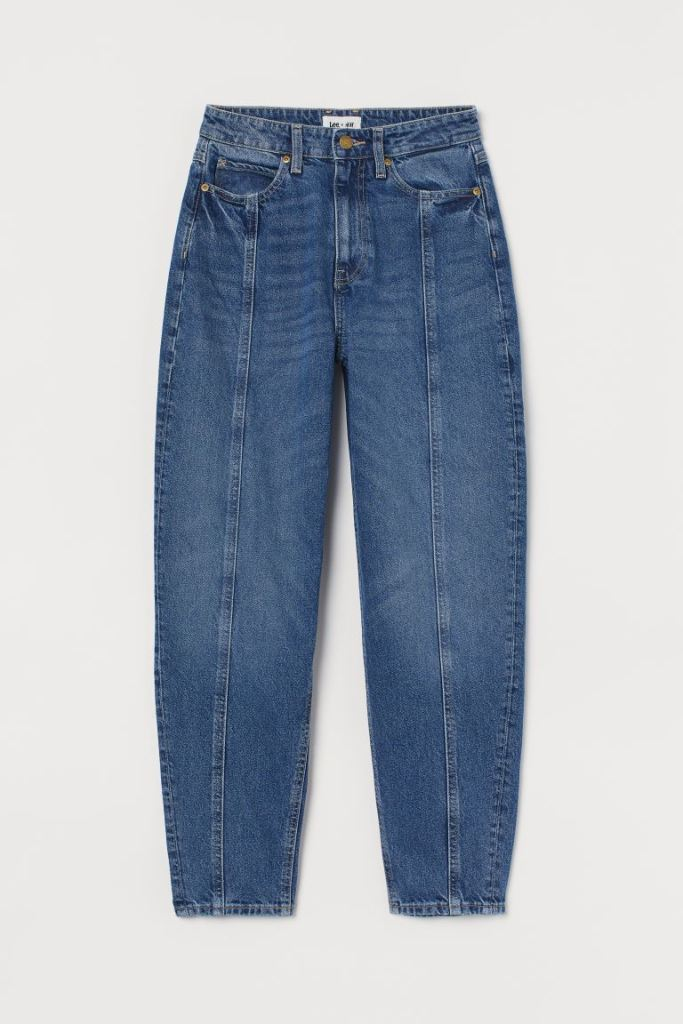 Lee x H&M Loose Fit Mom Jeans £34.99