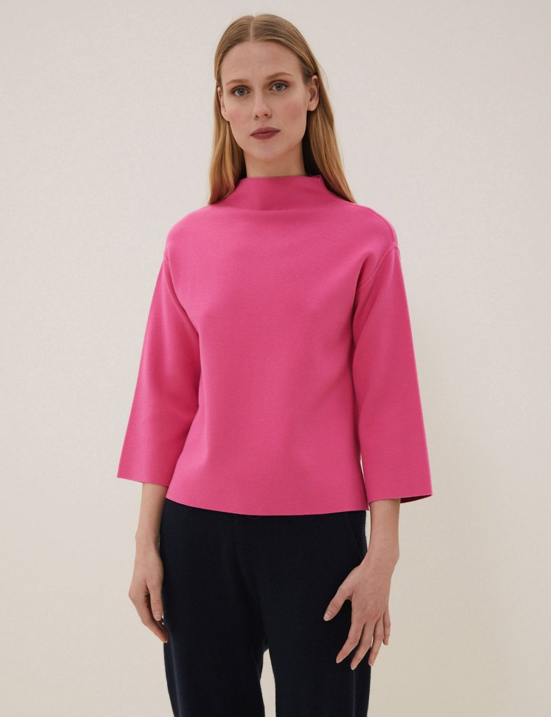 M&S Autograph Funnel Neck Jumper £38.50