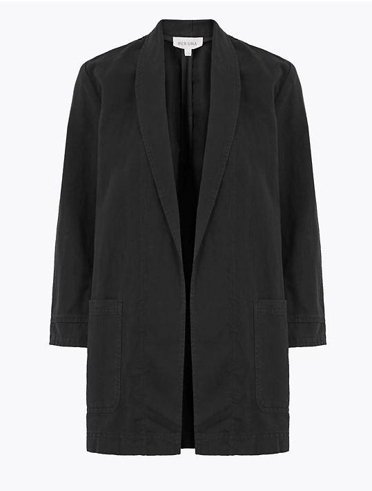 M&S Denim Kimono Jacket £24.50