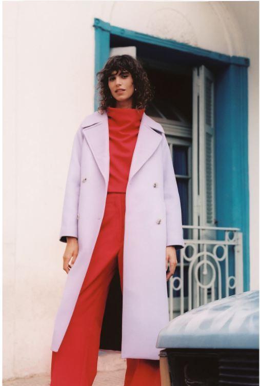 Zara high Waist trousers £49.99