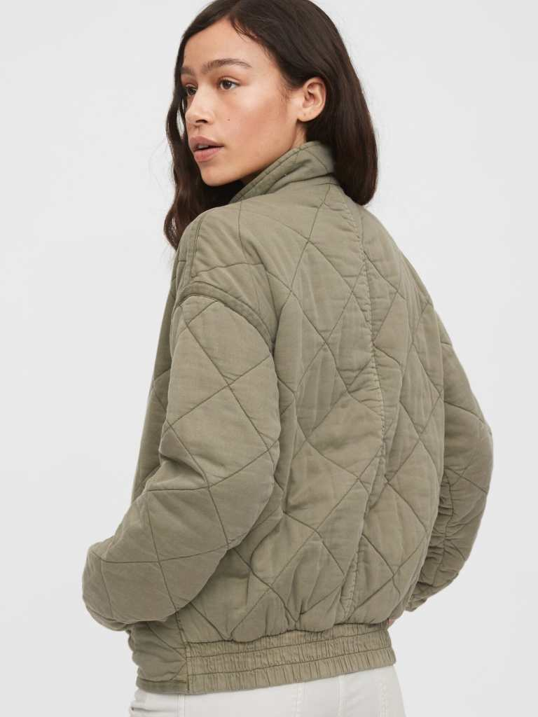 Gap Quilted Jacket £84.95