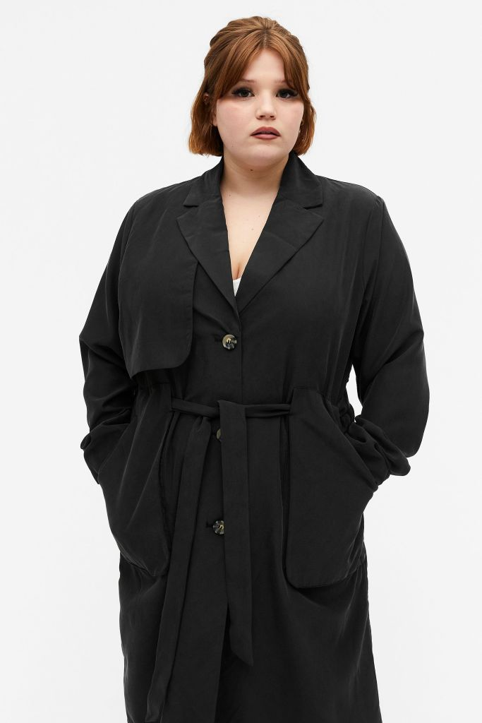 Monki Soft Trench Coat £50